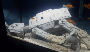 star wars fish tanks